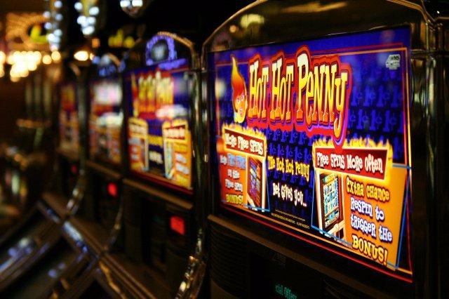 Игровые автоматы в онлайн-режиме