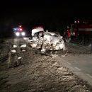 ВДТП наКрасноярском тракте погибли 4 человека