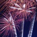 День Победы в Кемерове завершился праздничным салютом
