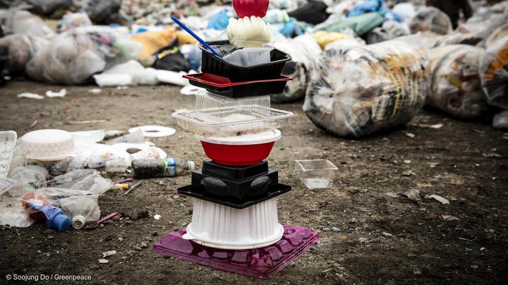 В России запретят продавать одноразовую пластиковую посуду