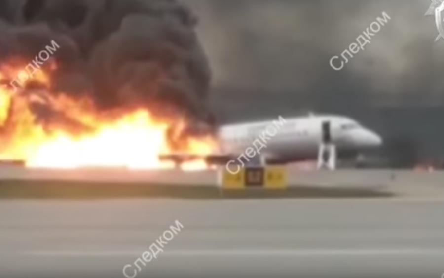 Авиарейс из Москвы в Кемерово задержали из-за трагедии в Шереметьево