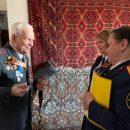 Кемеровскому ветерану ВОВ в День Победы исполнилось 95 лет