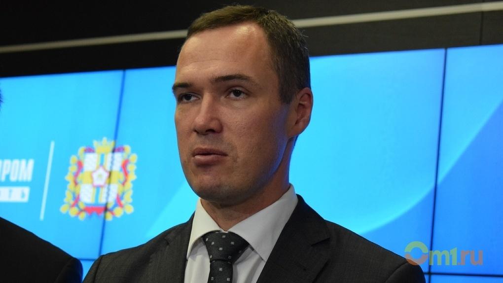 Лобов стал самым состоятельным министром Омской области