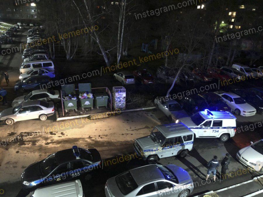 Ночная массовая драка в Кемерове: комментарий полиции