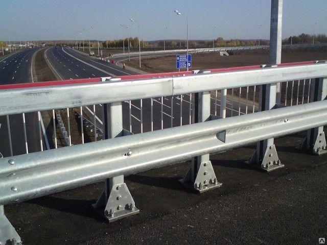 Для чего используется мостовое ограждение