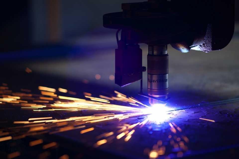 Компания «Металлист» - услуги лазерной резки металла в Санкт-Петербурге
