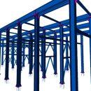 Проектирование металлоконструкций в ведущей компании СпектрЦвет