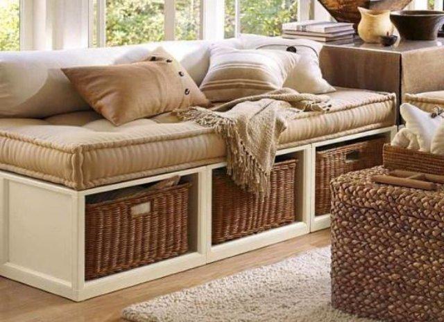 Кушетка со спальным местом: особенности, преимущества